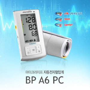 마이크로라이프 팔뚝형 자동혈압기 ( BPA6PC )