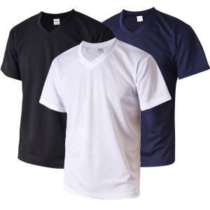 브이넥 반팔 티셔츠 기능성티 활동복 생활복 남성용