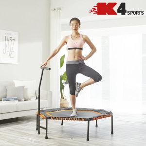 K4스포츠아몸디 트램폴린방망이 50인치 오렌지(K318)