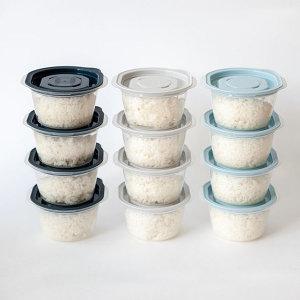 전자레인지 냉동밥 보관용기 13set