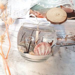 바다 수반 젤캔들 (3세트) 만들기DIY 키트-(200ml)