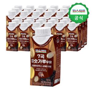 7곡 미숫가루우유 200mlx36팩 1급A원유/프리바이오틱스