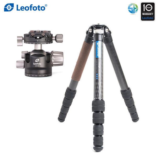 레오포토 LS-365C + LH-40R 카본삼각대 볼헤드 /S