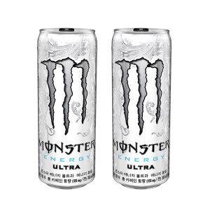 (본사직영) 몬스터 에너지 울트라 355ml 24캔