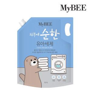 New 마이비 순한 유아세제 리필2100ml 비앤비