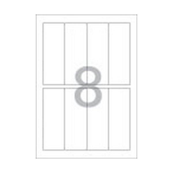 화일인덱스용 라벨LS-3627/100매/8칸/폼텍