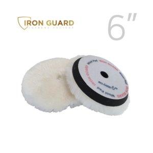 아이언가드 싱글 전용 천연 양모 6인치 패드(RO-6000)