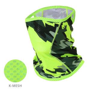 쿨 매쉬 자전거 라이딩 마스크 UV차단 버프 에너제틱