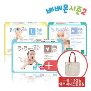 (유목맘지원) 베베몬 시즌2 밴드/팬티기저귀 3팩