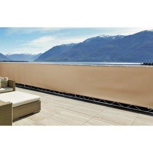프라이빗 발코니/베란다 가리개 balcony screen
