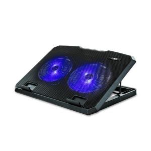 노트북거치대 LCS-S01 LED 듀얼 쿨러 받침대 15.6형