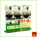 식탁김 들기름 바사삭김 파래김 48g (4gx12봉) x 8봉