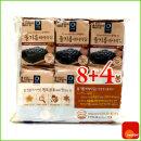 식탁김 들기름 바사삭김 재래김 48g (4gx12봉) x 8봉