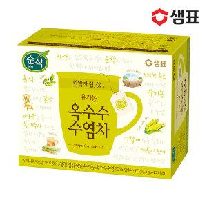 순작 유기농옥수수수염차 60g(1회분40봉)