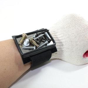 엠밴드 아이디어 자석 손목 밸트 볼트너트 분실방지