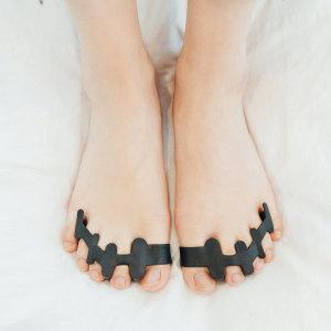 발거스본 1개:발가락링/종아리/다이어트/걸음걸이도움