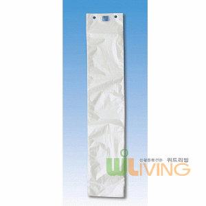 자동우산긴비닐 무색1000장 우산비닐/우산포장기비닐
