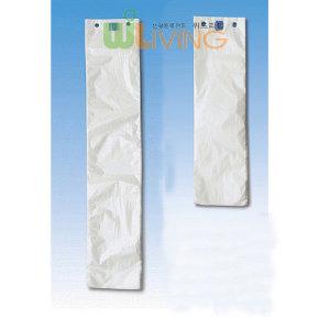 자동우산접비닐 무색1000장 우산비닐/우산포장기비닐