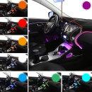 전차종 12V 광섬유 LED 엠비언트 실내무드등 (일반형)