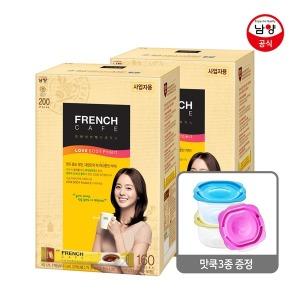 카페믹스/믹스커피/ 프렌치카페 커피믹스 320T+맛쿡3종