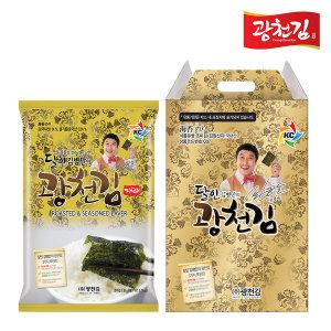 달인 김병만의 광천김 선물세트 7호
