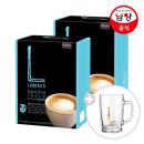 커피믹스/아메리카노/원두/루카스나인 바닐라60+유리컵