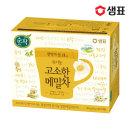 순작 유기농고소한메밀차 60g(1회분40봉)