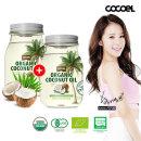 특 코코엘 유기농 코코넛오일 / 무향무취 415ml 1+1