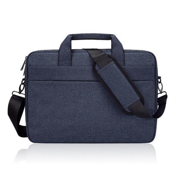 노트북 랩탑 파우치 가방 크로스백 - 진그레이:14형