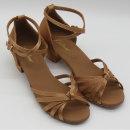 LC2313 라틴화 댄스 스포츠 댄스화 살사 굽3.5cm내외