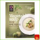 스프 우리쌀 야채크림 수프 60gx10봉