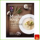 스프 우리쌀 양송이크림 수프 60gx10봉