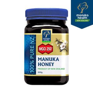 마누카헬스 마누카꿀 마누카허니 MGO 250+ 500g