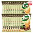 오리온 포카칩 땡초간장소스 66gx20개(1박스)