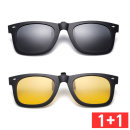 1+1 클립형 편광선글라스 클립형썬글라스 안경 P3005B
