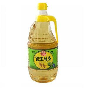 오뚜기 양조식초 1.8LX6개 (1박스)