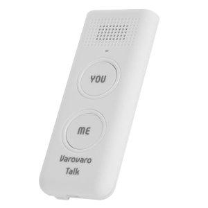 바로바로톡 음성 인식 통역기 번역기 PA-50 화이트