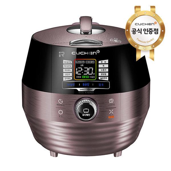 6인용 IR압력밥솥 CJH-PC0620RHW 쿠첸 공식인증판매점