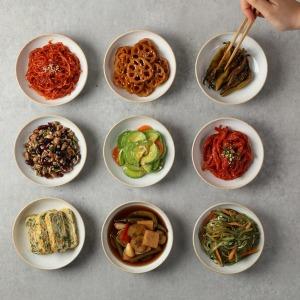 위생적이고 저렴한 업소용 식당 반찬 4kg 36종 모음