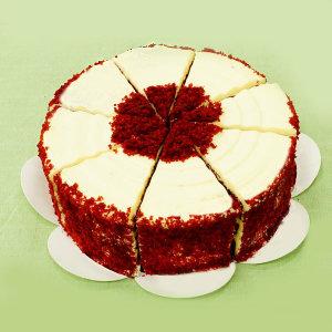 레드벨벳케이크 생일 선물용 디저트납품