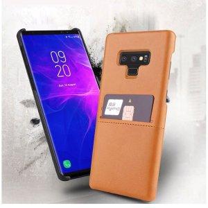 갤럭시 노트10/9/8 S10 S10E S9 S8 플러스 가죽 슬림 커버 카드포켓 지갑 무선충전 핸드폰 케이스(사찌몰)/