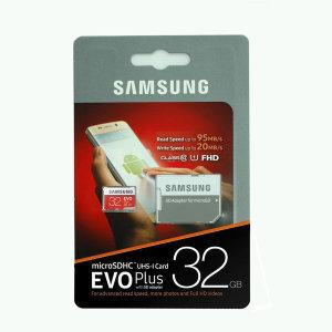 삼성 microSDHC Class10 32GB EVO Plus