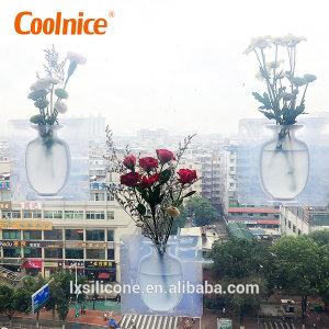 Coolnice 실리콘 벽걸이 화분 실내 인테리어 벽화분
