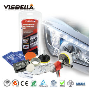 비스벨라 VISBELLA DIY 자동차 헤드라이트 복원 키트