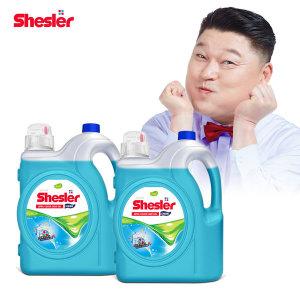 강호동의 쉬슬러 고농축 세탁세제 (5.5L 2개)