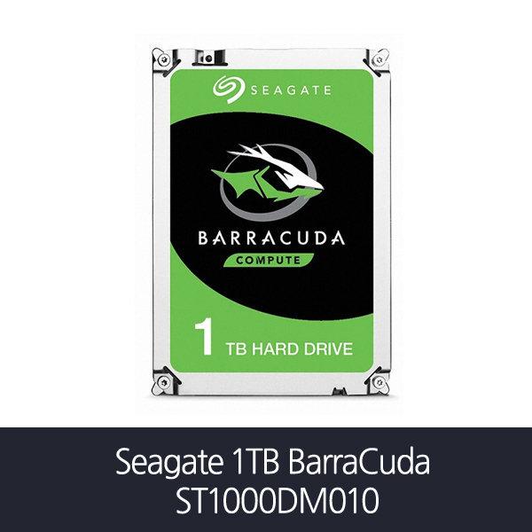 Seagate 1TB BarraCuda ST1000DM010