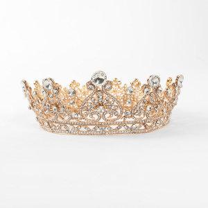 프린세스 티아라 액세서리/ 셀프웨딩 신부머리 왕관