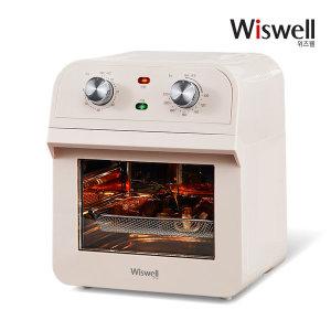 위즈웰 에어프라이어 10L WA8010 베이지 튀김기