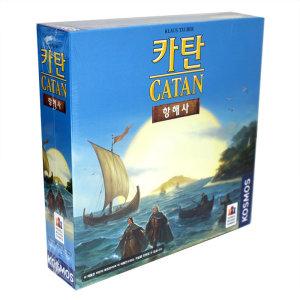 코리아보드게임즈  카탄 확장판 항해사 카탄의개척자 확장판