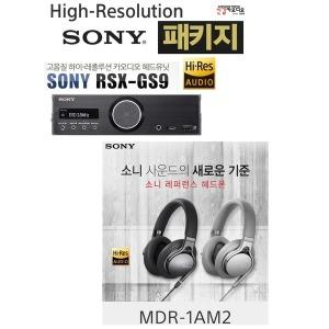 as보장 정품 소니 rsx-gs9 HRA 카오디오+ 사은품 증정